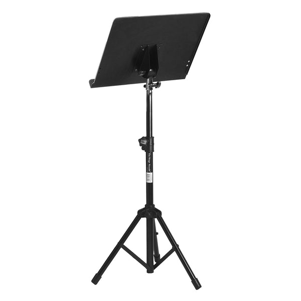 On Stage SM7211B Conductor Sheet Music Stand with Tripod Folding Base