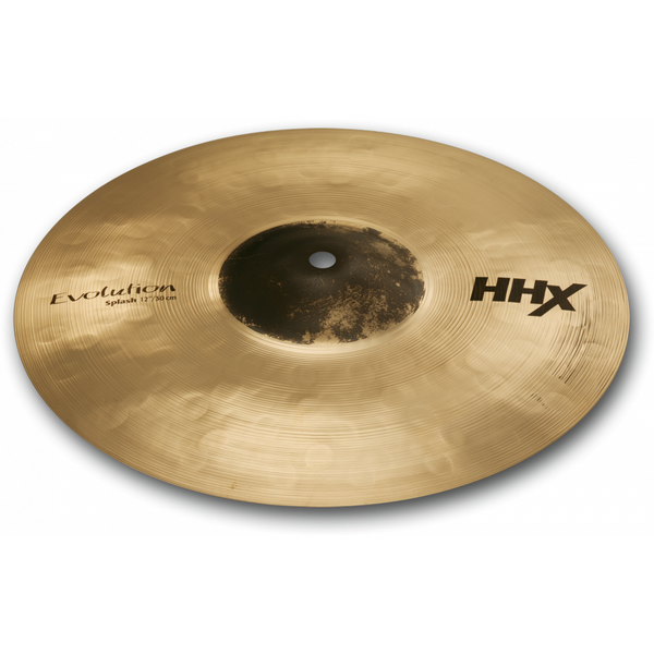 "Sabian 11205XEB 12"" HHX Evolution Splash Cymbal Brilliant Finish"