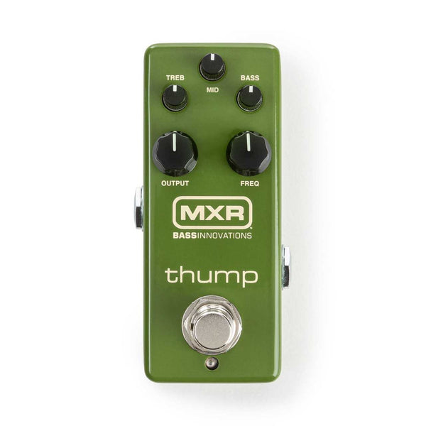 MXR M281 Thump Bass Preamp Effects Pedal