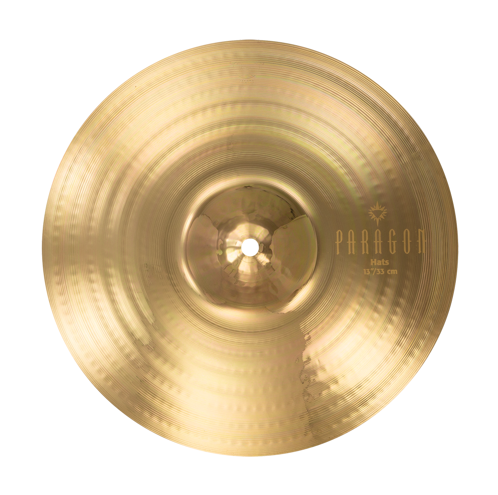"Sabian 13"" Paragon Hi-Hats Cymbals Brilliant Finish - NP1302B"