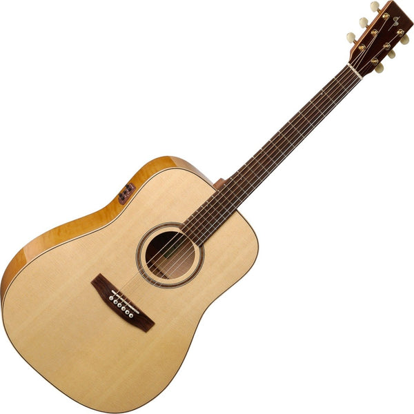 Simon & Patrick Showcase Flame Maple Acoustic Electric - 33553