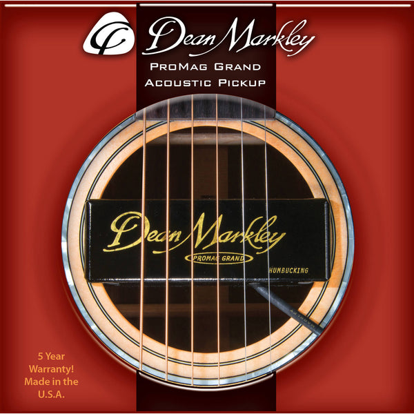 Dean Markley ProMag Grand Acoustic Pickup - DM3015