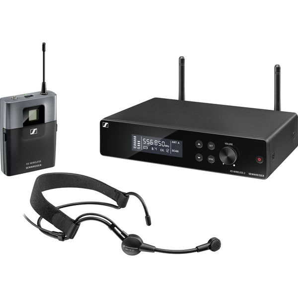 Sennheiser XSW2ME3A Headset Wireless Microphone System