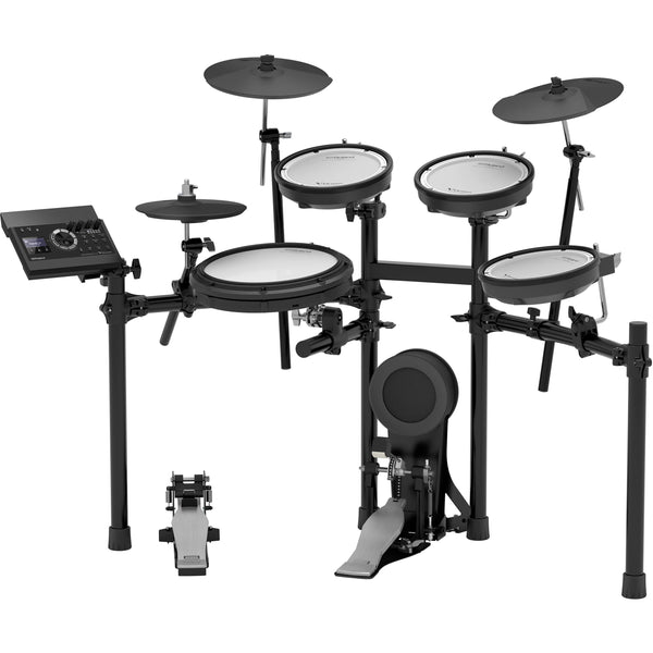 Roland TD17KVS Electronic Drum Kit with Mesh Heads and Stand