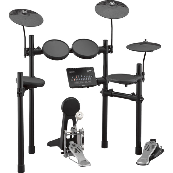 Yamaha 5 Piece Electronic Drum Kit - DTX452K