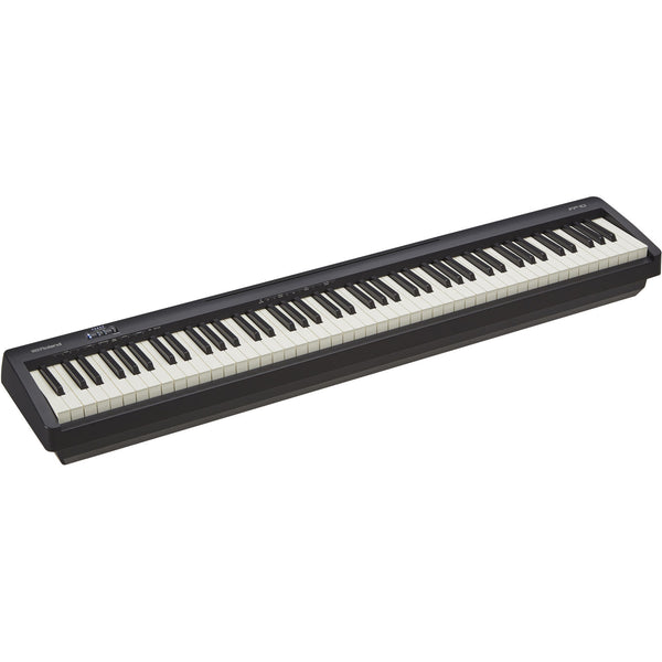 Roland FP10BK 88 Key Digital Piano in Classic Black