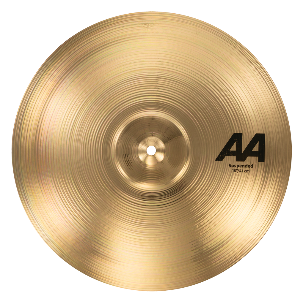 "Sabian 16"" AA Suspended Cymbal Brilliant Finish - 21623B"