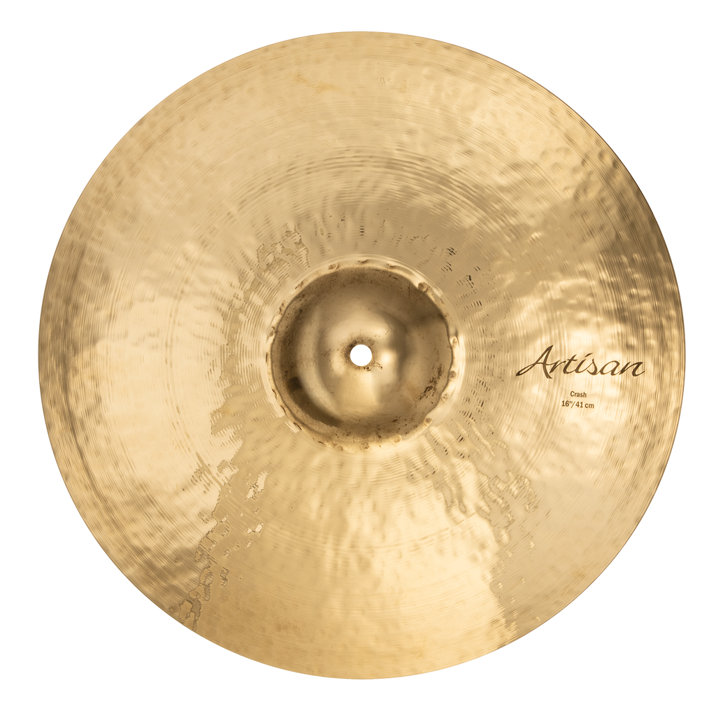 "Sabian 16"" Artisan Crash Cymbal Brilliant Finish - A1606B"