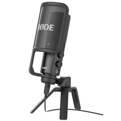 Rode NTUSB Cardiod Studio USB Microphone