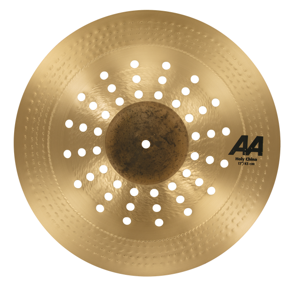 "Sabian 17"" AA Holy China Cymbal - 21716CS"