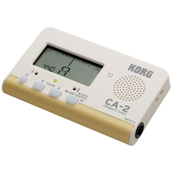 Korg CA2 Digital Chromatic Guitar Tuner