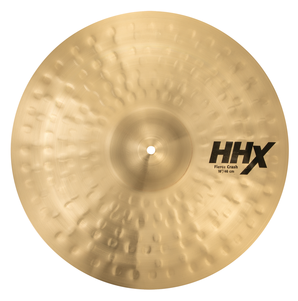 "Sabian 18"" HHX Fierce Crash Cymbal - 11890XNJM"