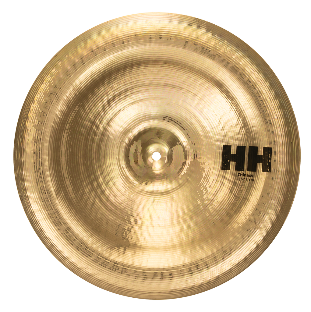 "Sabian 18"" HH Chinese Cymbal Brilliant Finish - 11816B"