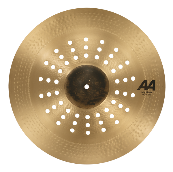 "Sabian 19"" AA Holy China Cymbal - 21916CS"