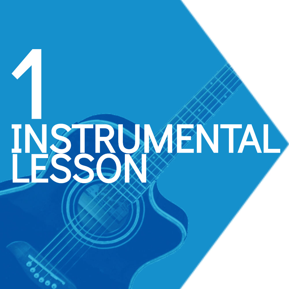 Instrumental Single Lesson