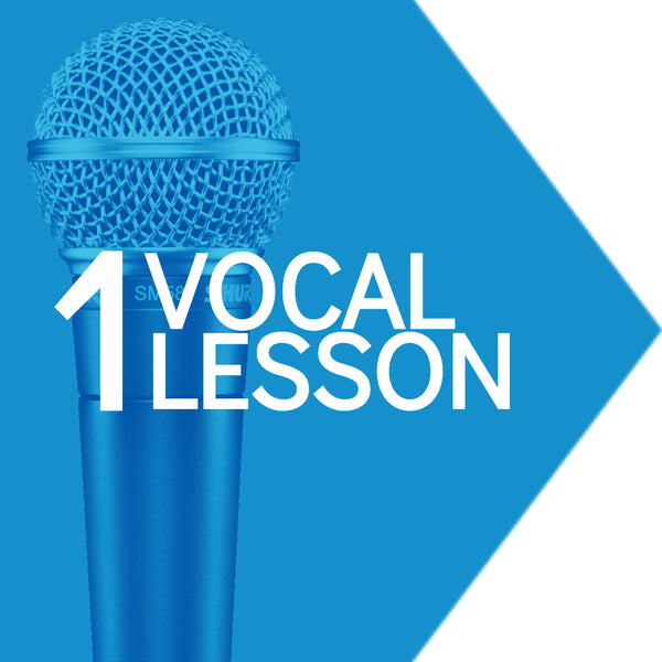 Vocal Single Lesson