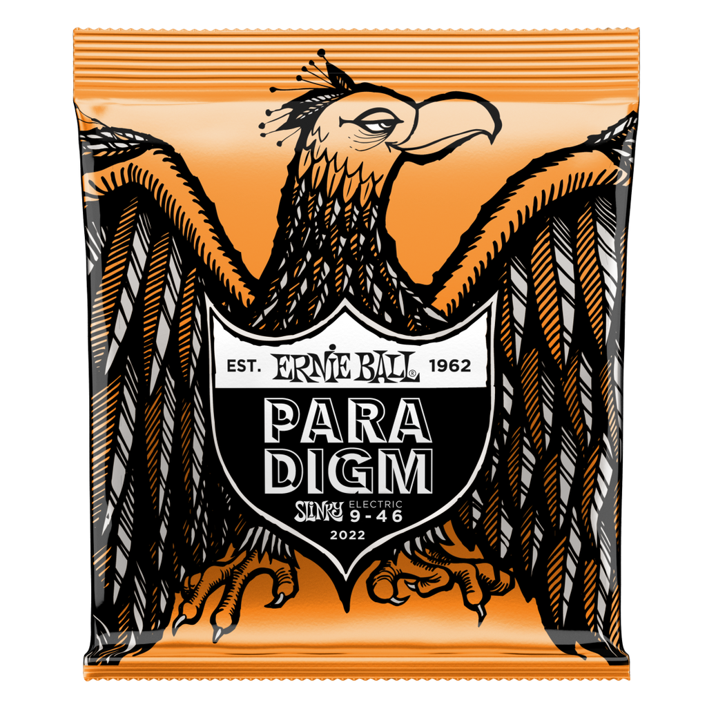 Ernie Ball 2022EB Paradigm Hybrid Slinky Electric Strings - Guitar 009-046