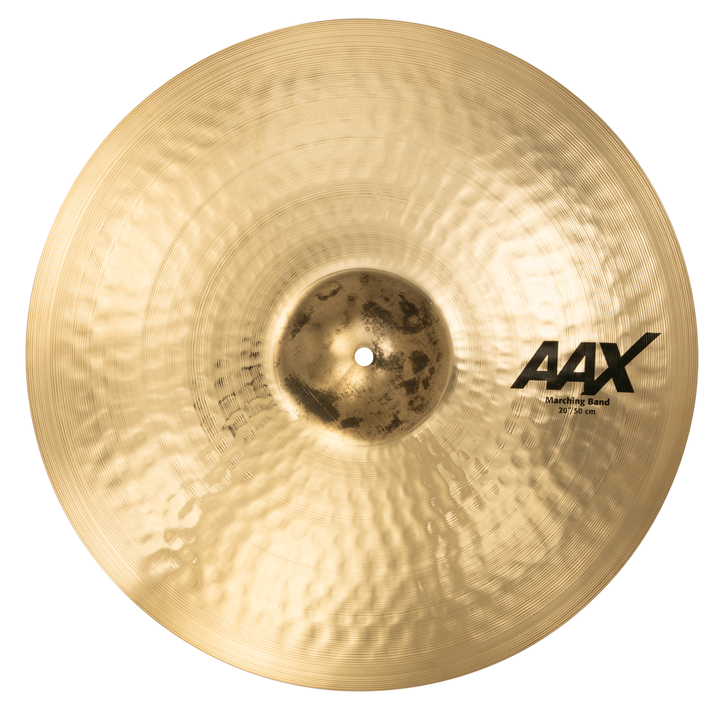 "Sabian 20"" Marching Band AAX Cymbal Brilliant Finish - 22022XCB"