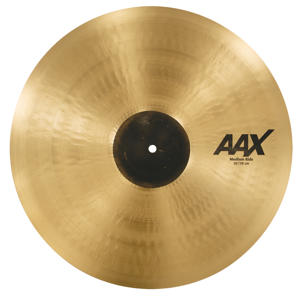 "Sabian 22012XC 20"" AAX Medium Ride Cymbal"