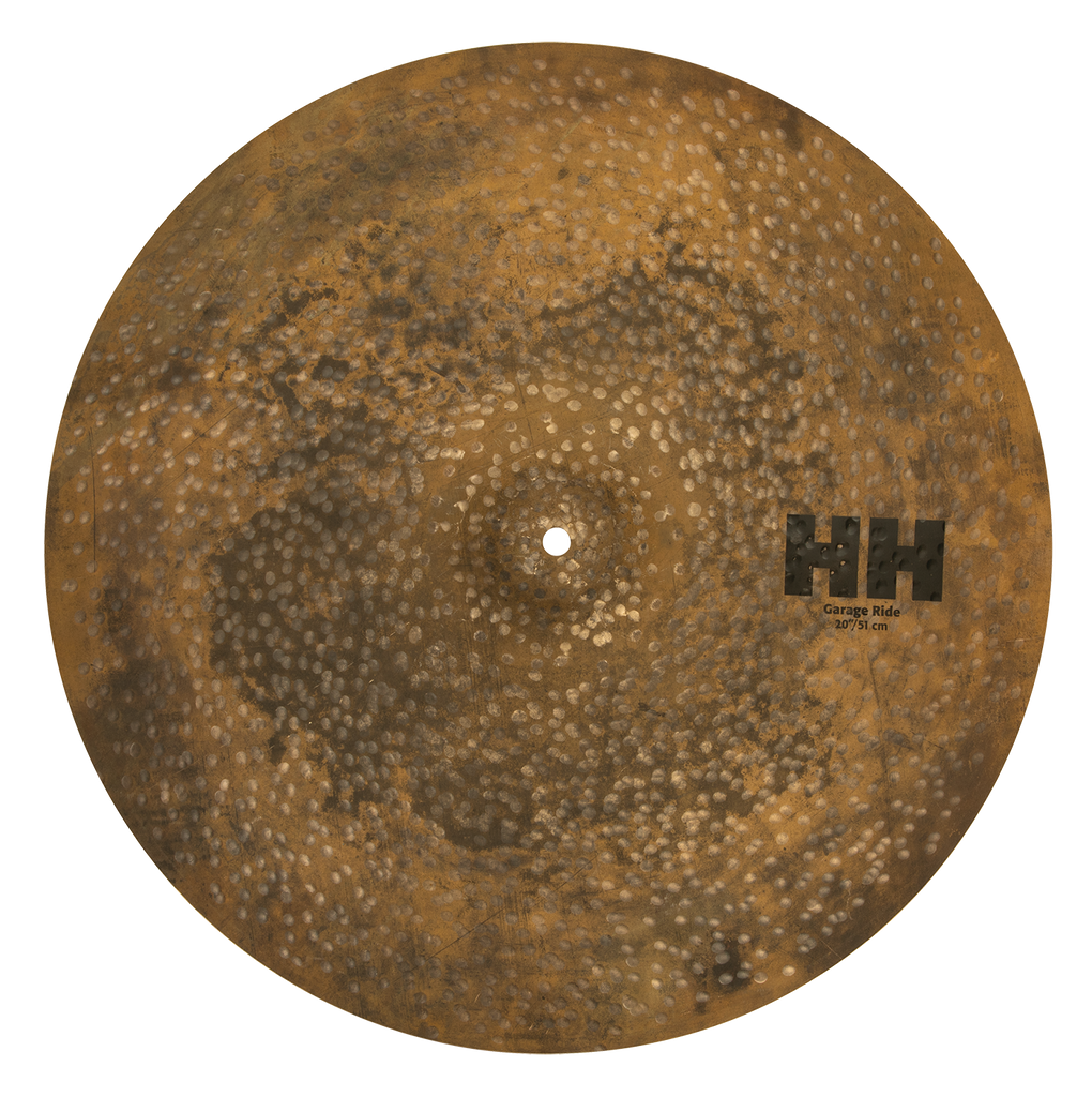 "Sabian 20"" HH GARAGE Ride Cymbal - 120102"