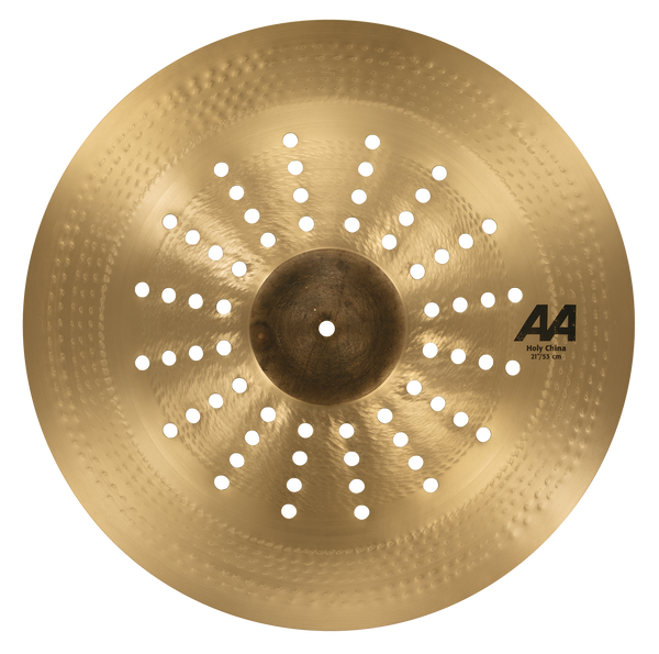 "Sabian 21"" AA Holy China Cymbal - 22116CS"