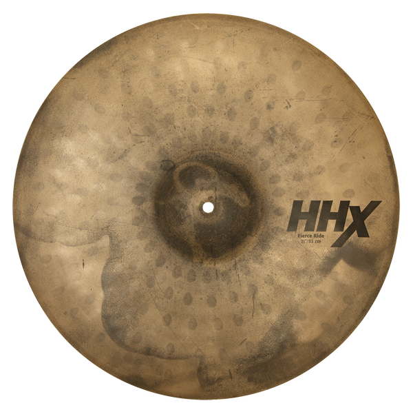 "Sabian 21"" HHX Fierce Ride Cymbal - 12112XNJM"
