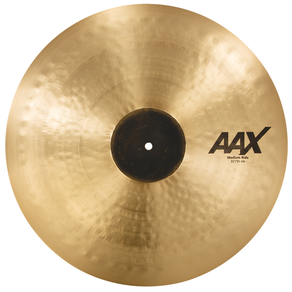 "Sabian 22"" AAX Medium Ride Cymbal - 22212XC"