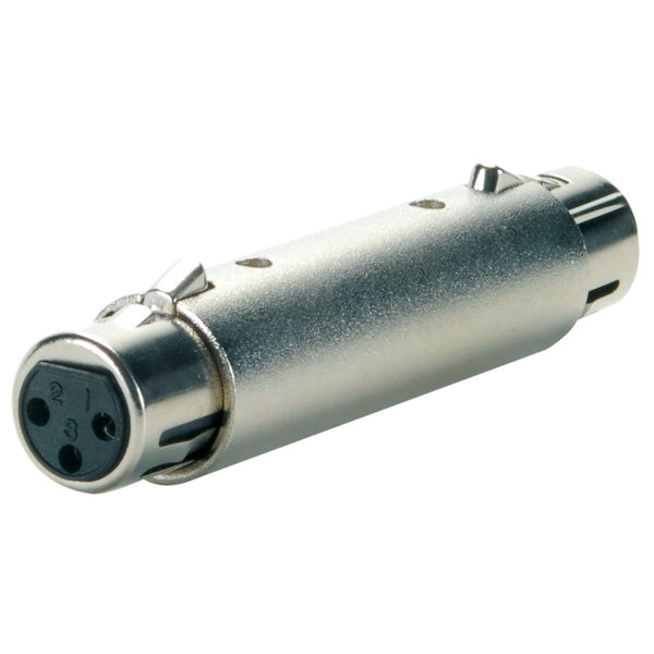 Apex AA3 XLR Female to XLR Female Adapter