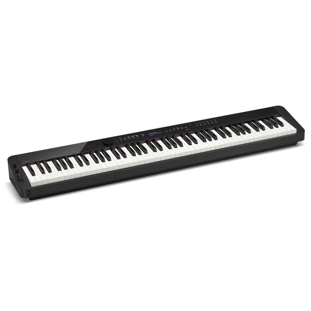 Casio PXS3000BK 88-note Smart Scaled Hammer-Action Touch Sensitive Digital Piano w/Bluetooth Audio