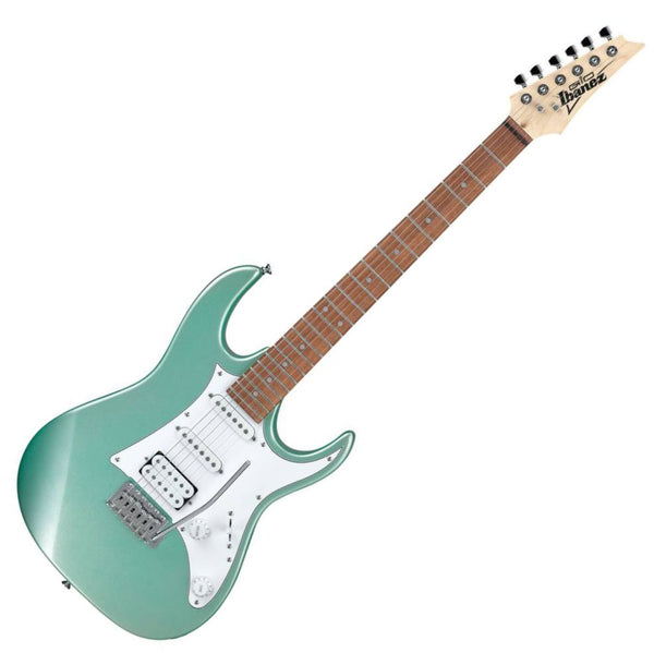 Ibanez GIO GRX HSS Electric Guitar in Metallic Light Green - GRX40MGN