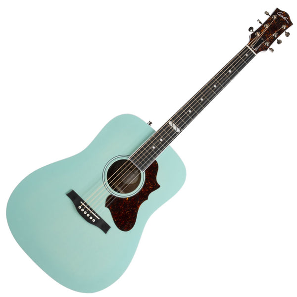 Godin Factory 2nd Imperial Acoustic Electric Lagunna Blue GT EQ with TRIC Case - 49486F