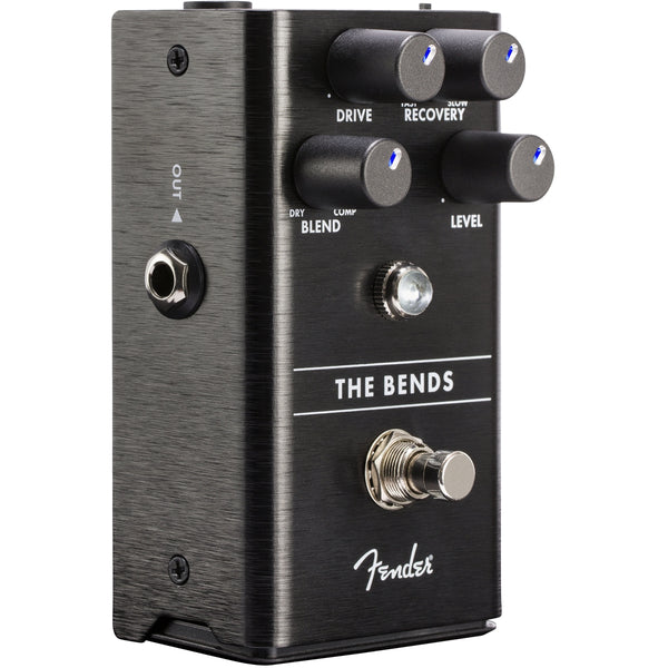 Fender 0234531000 The Bends Compressor Effects Pedal