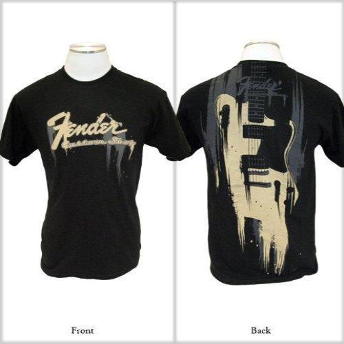 Fender 9101020406 Taking Over Me T-Shirt Medium - Clothing