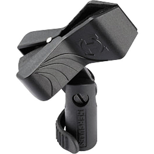 Hercules MH100B Quick and EZ Microphone Clip fits 20mm-35mm
