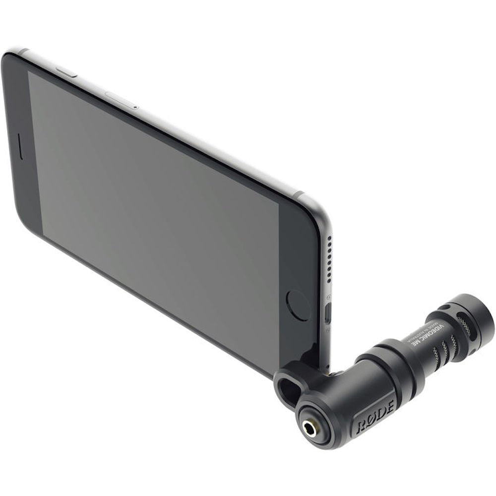 Rode VIDEOMICME Video Microphone ME iPhone Condenser Microphone