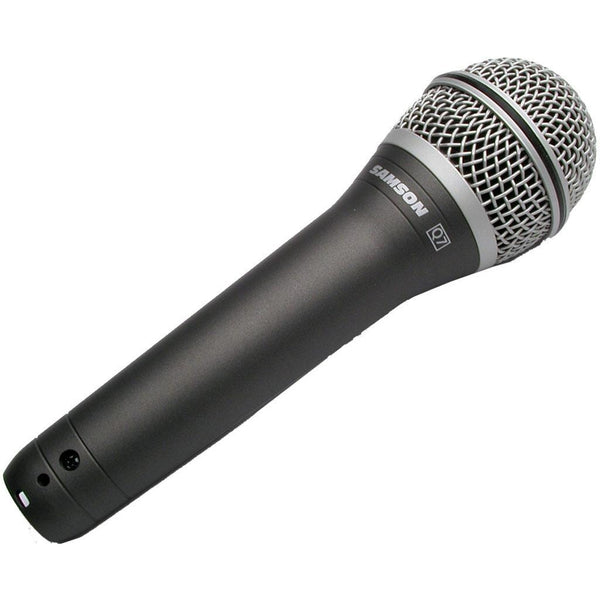 Samson Q7 Dynamic Supercardioid Instrument Vocal Microphone