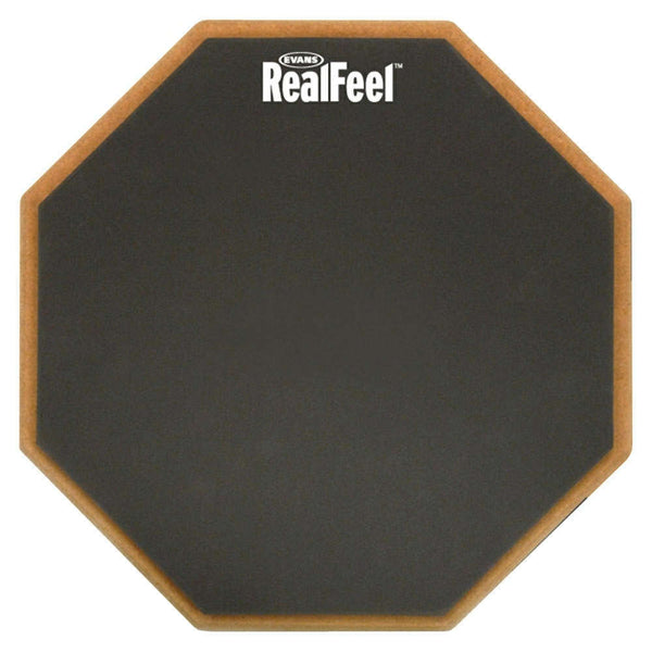 "Evans RF12D 12"" 2-Sided Practice Pad"