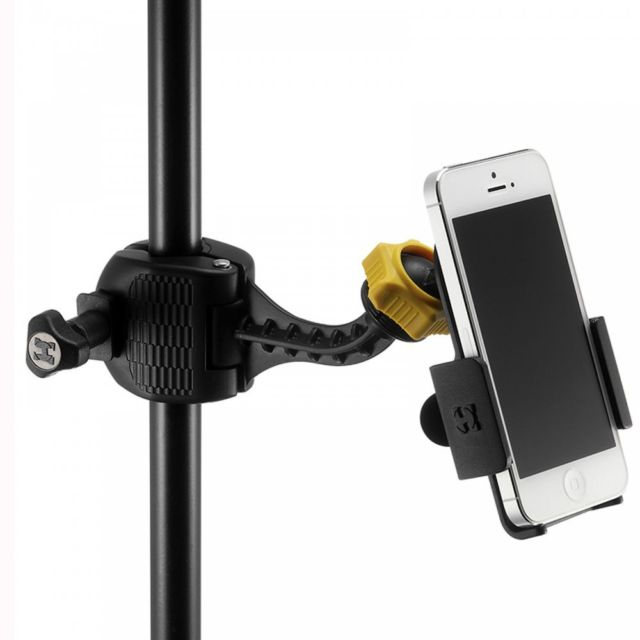 Hercules Smartphone Holder for Devices 1.7 to 3.5 wide - DG200B