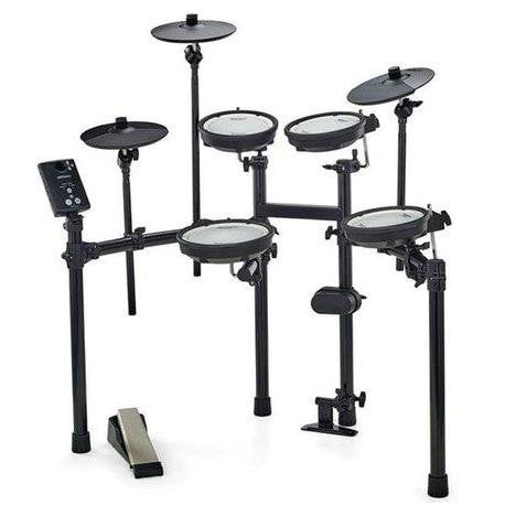 Roland TD1DMK Electronic Drum Kit with Double Mesh Heads and Stand