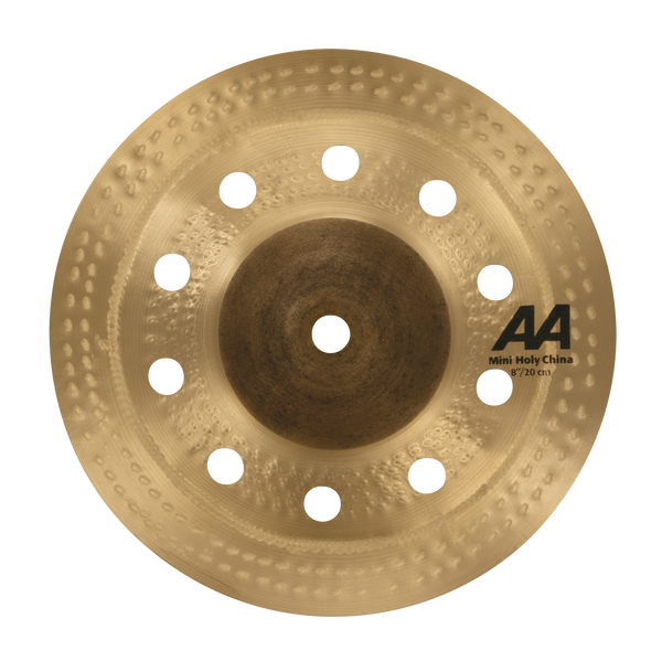 "Sabian 20816CS 8"" AA Mini Holy China Cymbal"