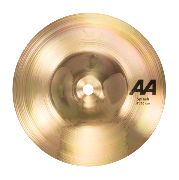 "Sabian 20805B 8"" AA Splash Cymbal Brilliant Finish"