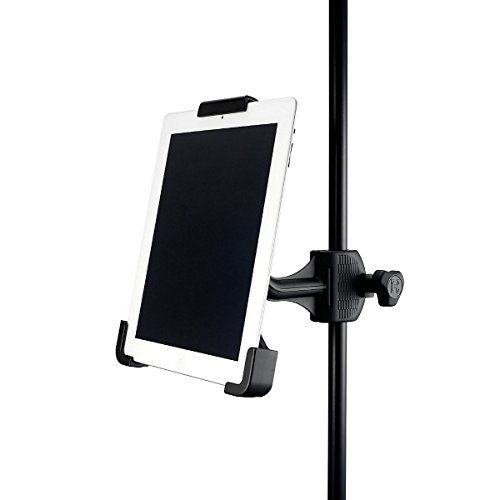 Hercules DG305B Tablet Holder for Devices up to 7 x 12.1
