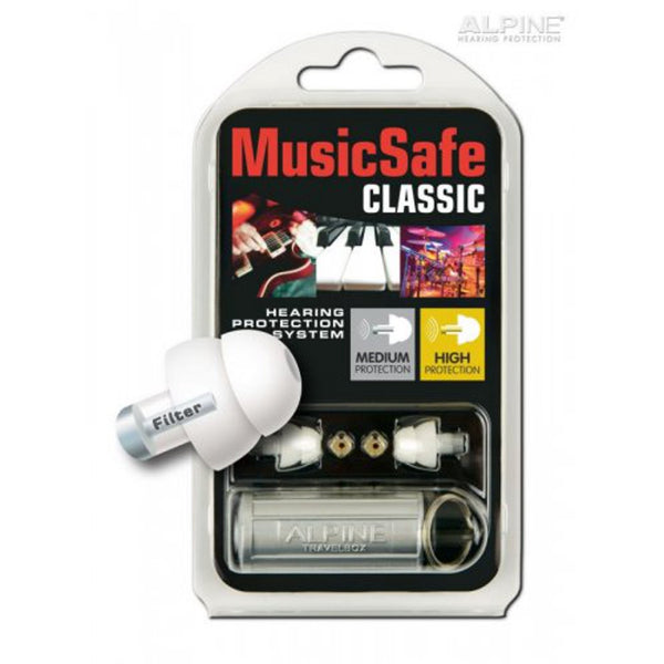 Alpine Hearing Protection Kit - MUSICSAFECL