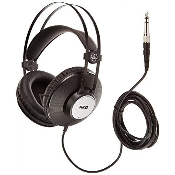 AKG Closed-Back Studio Headphones - K72