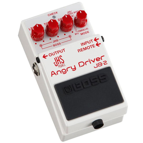 Boss JB2 Angry Driver Distortion Effects Pedal