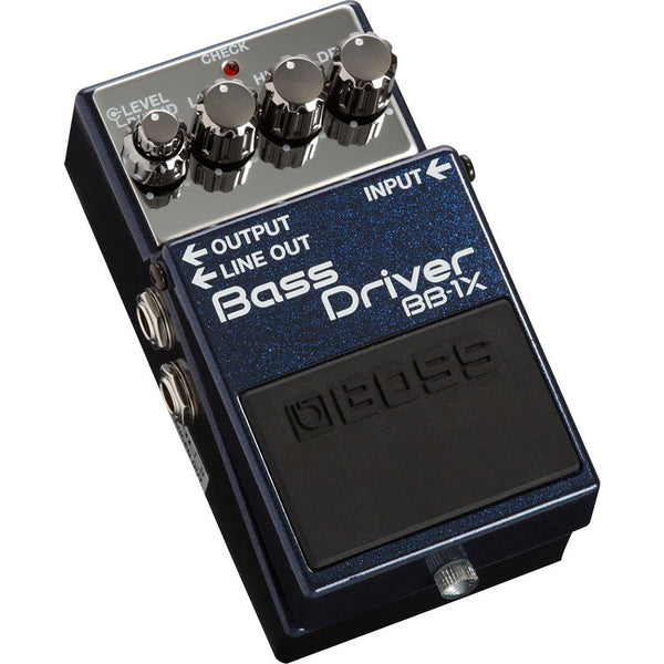Boss BB1X Bass Driver Effects Pedal