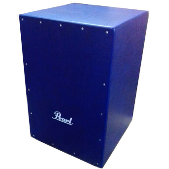 Pearl PBC513CBCBLU Eco Friendly Cajon in Blue