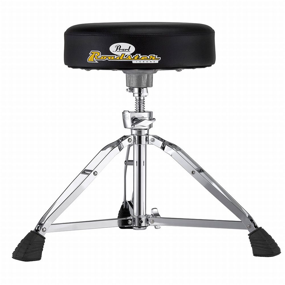 Pearl Roadster Drum Throne w/Round Seat Short - D1000SN