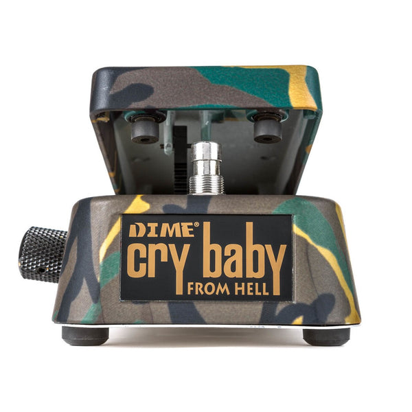 Dunlop DB01 Dime Cry Baby Wah Effects Pedal