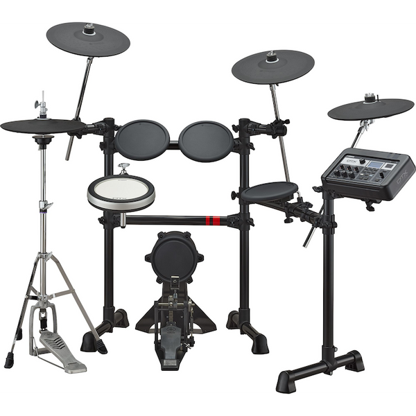 Yamaha 5 Piece Electronic Drum Kit with XP80 Snare and RHH135 Hi Hat - DTX6K2X